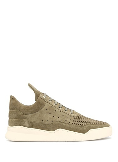 Filling Pieces Sneakers Haki